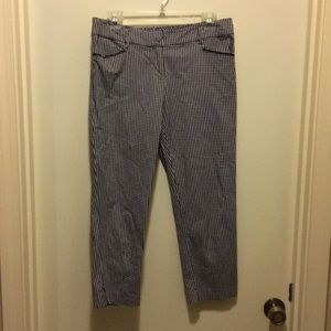 New York and Company crop pants